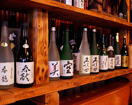 全国各地の呑 日本の名酒
